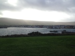 The view across to Portmagee